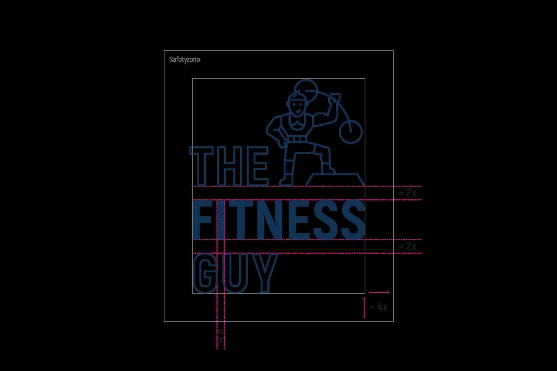 Logo Anatomie The Fitness Guy