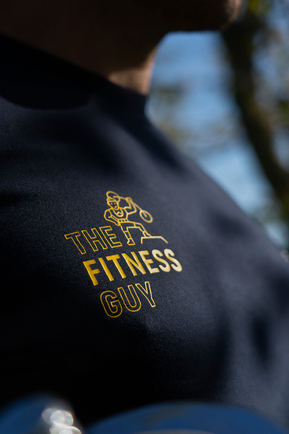 Tshirt The Fitness Guy